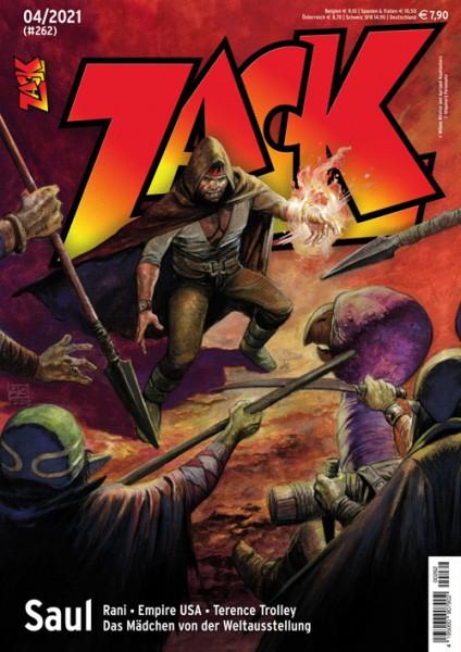 Zack Magazin 262 - 04/2021