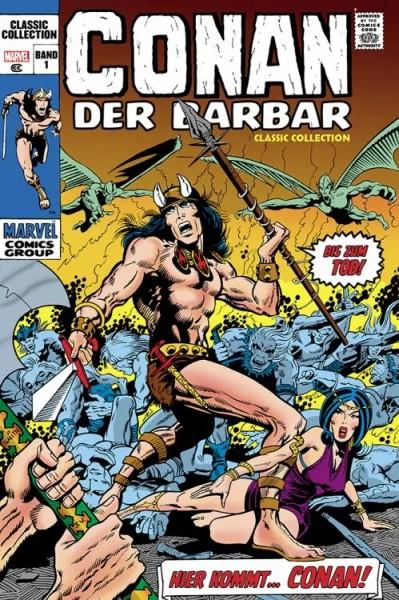 Conan der Barbar - Classic Collection 1 - Hier kommt... Conan!