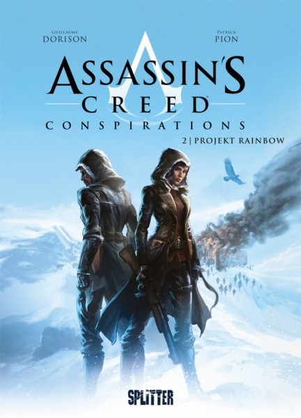 Assassin's Creed Conspirations 02