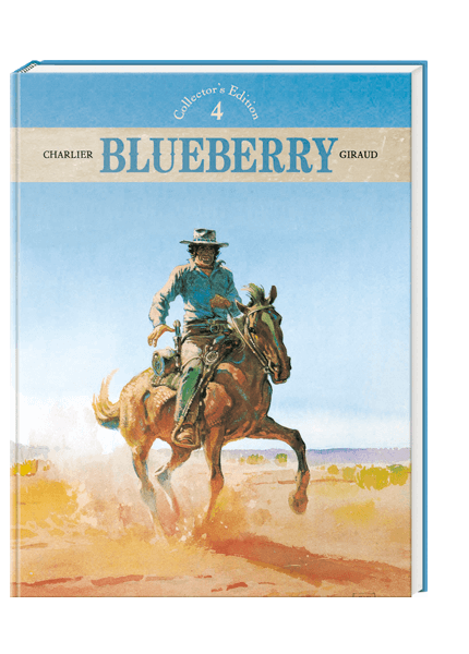 Blueberry - Collector's Edition Nr. 04