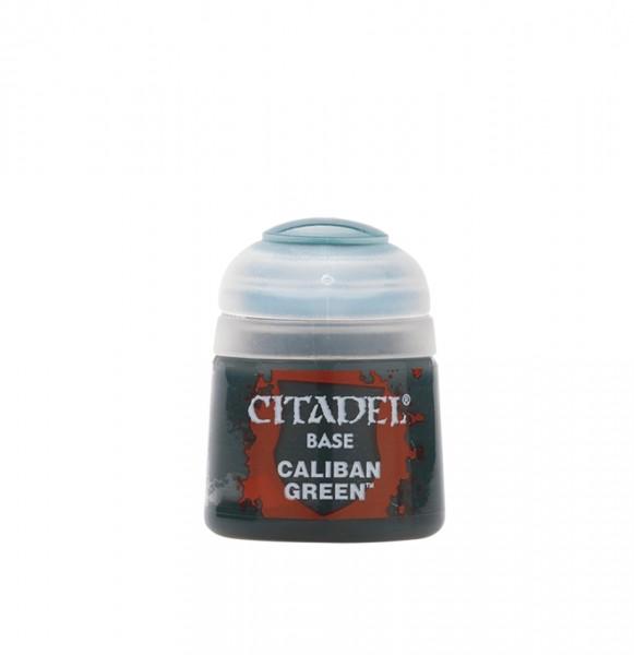 Base: Caliban Green (12 ml)