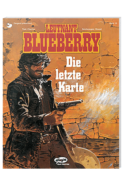 Blueberry 24 - Die letzte Karte