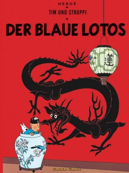 Tim und Struppi 4: Der Blaue Lotos