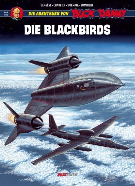 Die Abenteuer von Buck Danny - Die Blackbirds 1