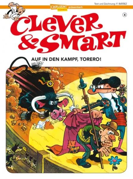 Clever und Smart 4: Auf in den Kampf, Torero!