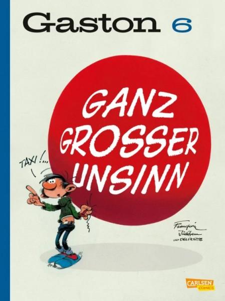 Gaston Neuedition 6: Ganz großer Unsinn