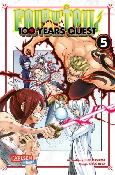 Fairy Tail- 100 Years Quest 5