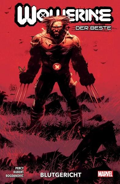 Wolverine - Der Beste 1 - Blutgericht