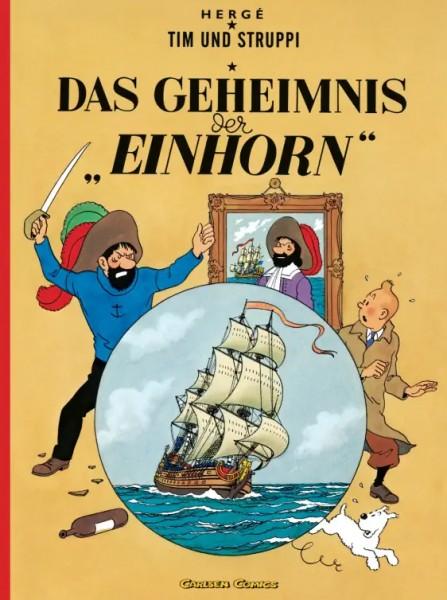 Tim und Struppi 10: Das Geheimnis der Einhorn