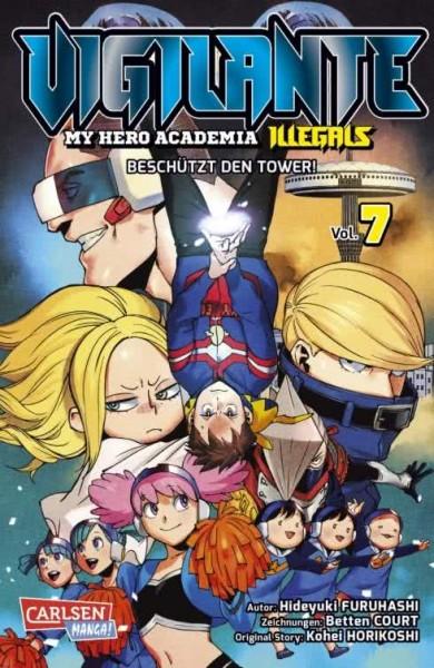 Vigilante - My Hero Academia Illegals 7