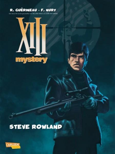 XIII Mystery 5: Steve Rowland