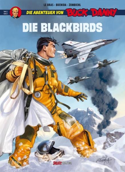 Die Abenteuer von Buck Danny - Die Blackbirds 2