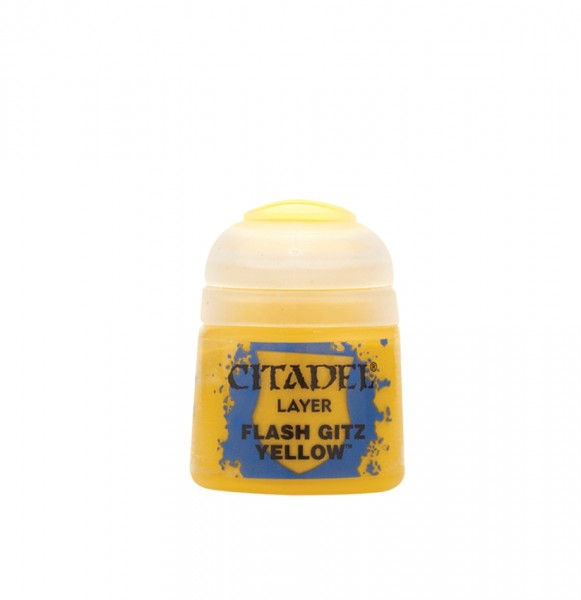 Layer: Flash Gitz Yellow (12 ml)