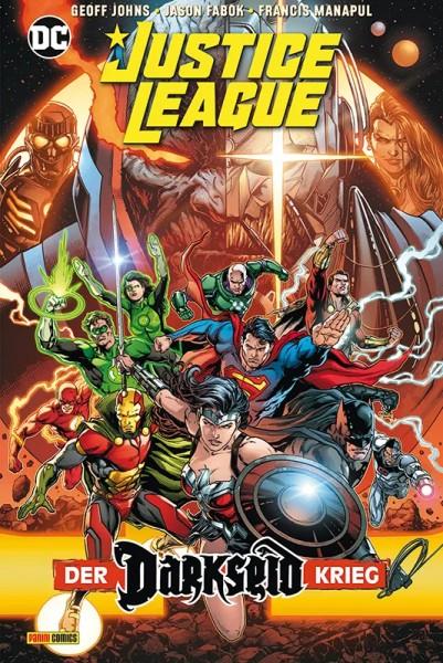 Justice League - Der Darkseid-Krieg