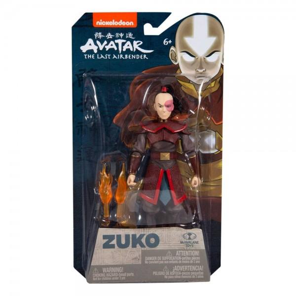 Avatar - Der Herr der Elemente Actionfigur BK 1 Water: Zuko 13cm