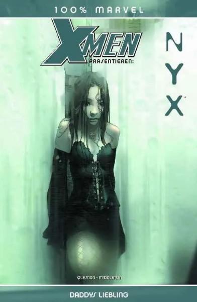 100% Marvel 22 - Nyx - GEBRAUCHT