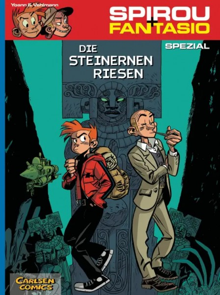 Spirou und Fantasio Spezial 2: Die steinernen Riesen