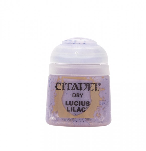 Dry: Lucius Lilac (12 ml)