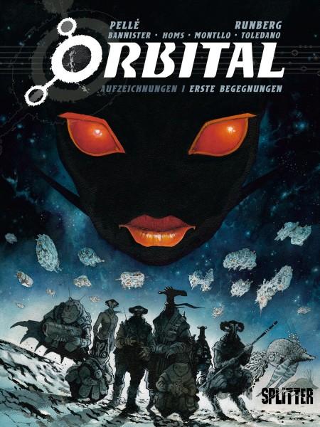 Orbital Spin-Off - Aufzeichnungen 1