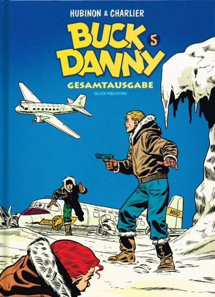 Buck Danny Gesamtausgabe 05