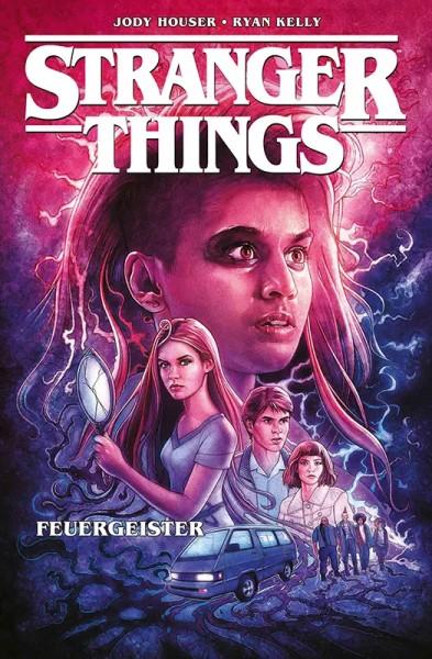 Stranger Things 3 - Feuergeister