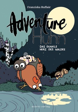 Adventure Huhn - Das dunkle Herz des Waldes