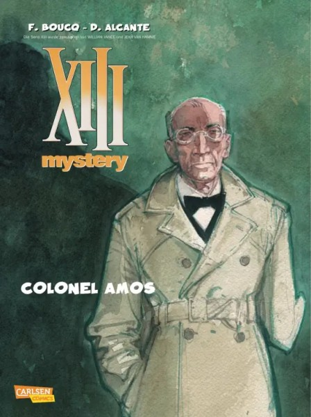 XIII Mystery 4: Colonel Amos