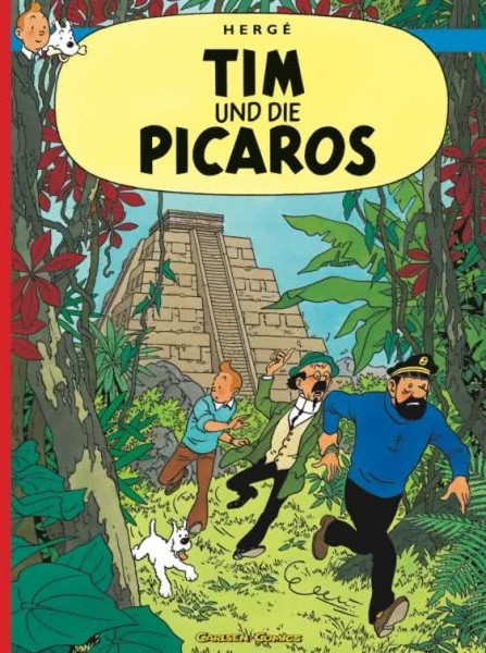 Tim und Struppi 22: Tim und die Picaros