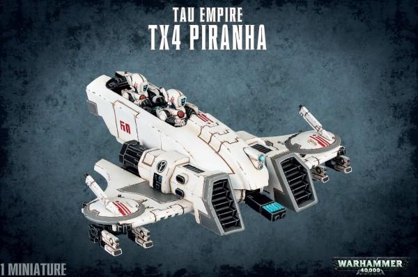 Tau Empire - TX4 Piranha