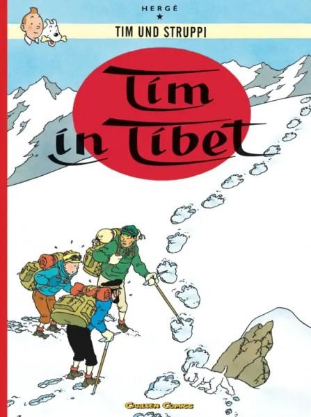 Tim und Struppi 19: Tim in Tibet