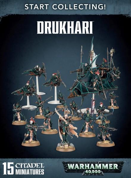 Start Collecting! - Drukhari