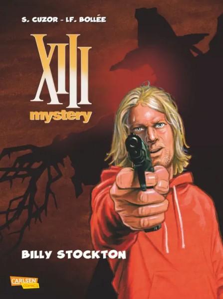 XIII Mystery 6: Billy Stockton