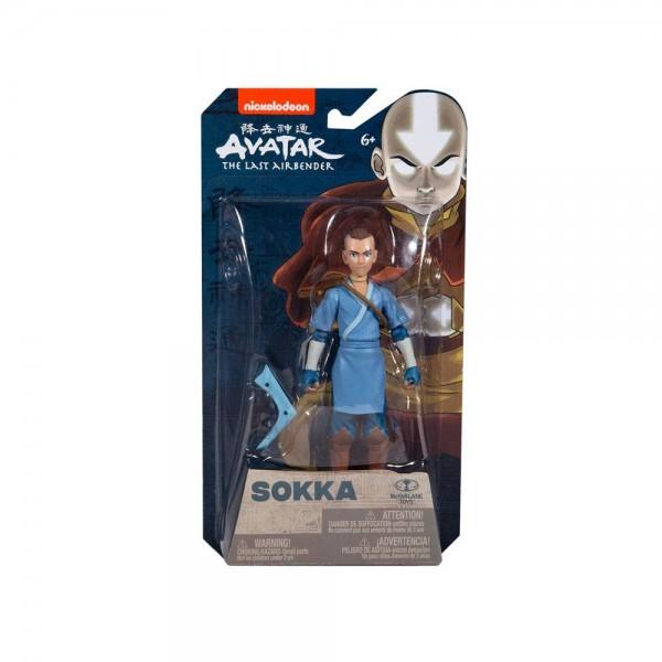 Avatar - Der Herr der Elemente Actionfigur BK 1 Water: Sokka 13cm