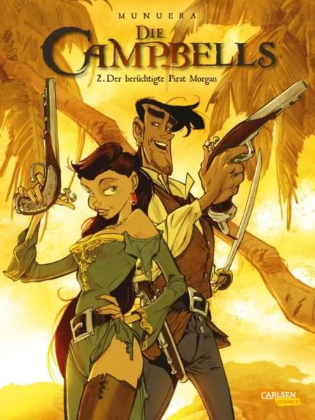 Die Campbells 2: Der berüchtigte Pirat Morgan