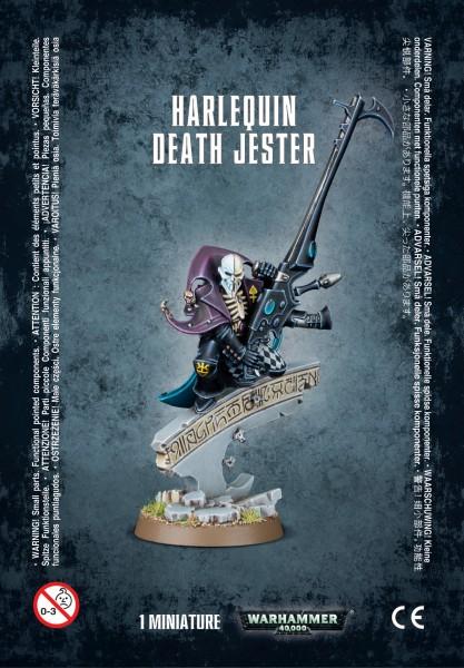Harlequins - Death Jester