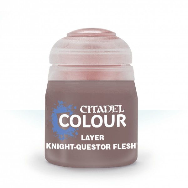 LAYER: KNIGHT-QUESTOR FLESH (12ML) (22-93)