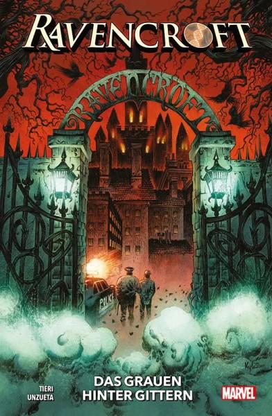 Ravencroft - Das Grauen hinter Gittern