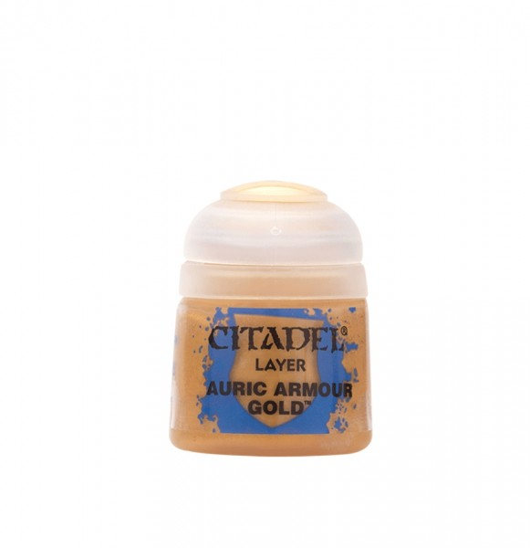 Layer: Auric Armour Gold (12 ml)