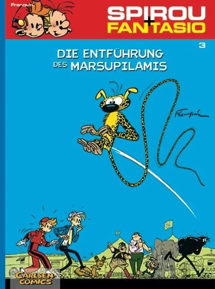 Spirou und Fantasio 3: Die Entführung des Marsupilamis