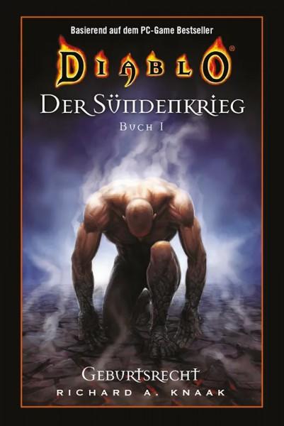 Diablo - Der Sündenkrieg 1 - Geburtsrecht