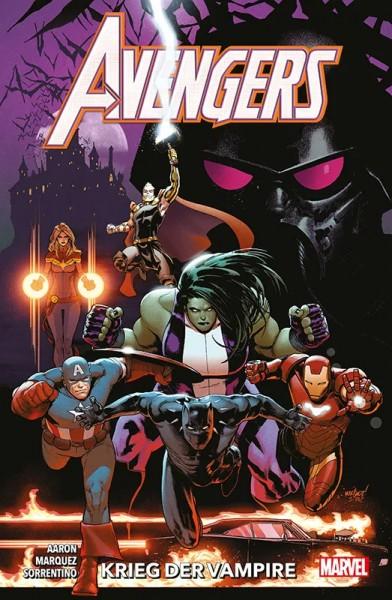 Avengers Paperback 3 - Krieg der Vampire