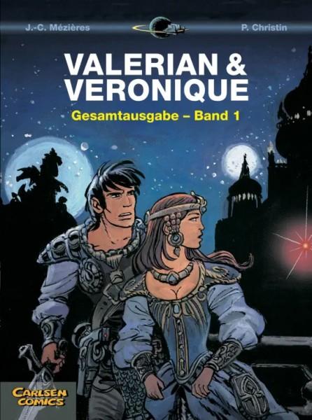 Valerian und Veronique Gesamtausgabe 1