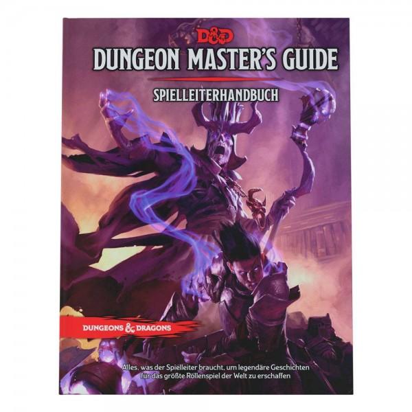 Dungeons & Dragons RPG Spielleiterhandbuch deutsch (2021)