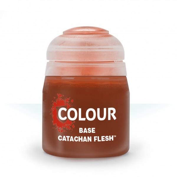 Base: Catachan Fleshtone (12 ml)