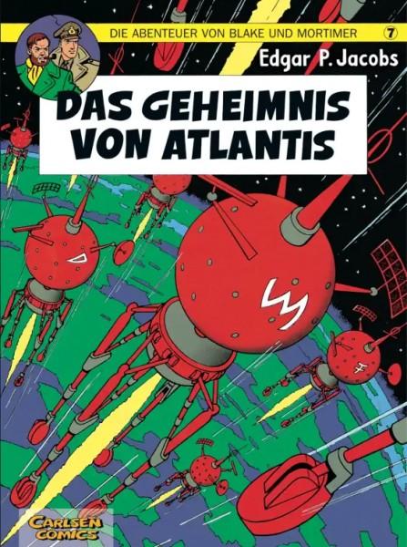 Blake und Mortimer 7: Das Geheimnis von Atlantis
