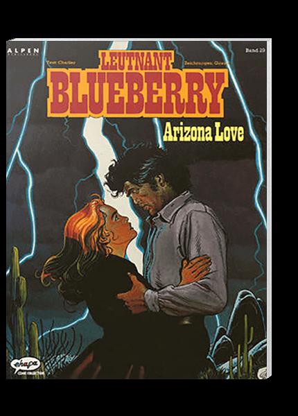 Blueberry 29 - Arizona Love