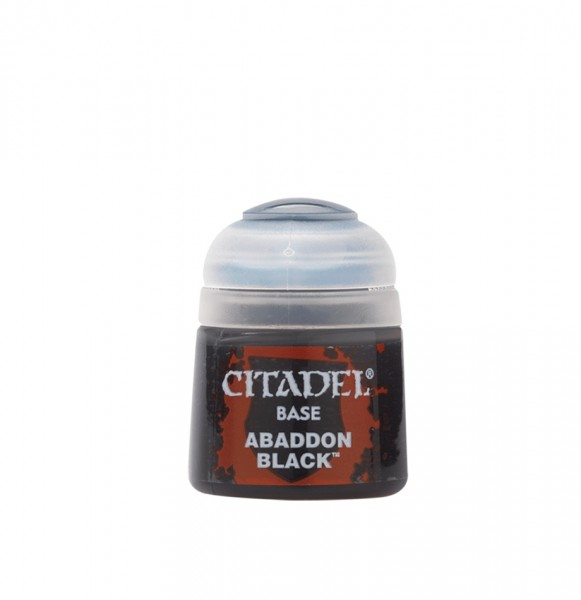 Base: Abaddon Black (12 ml)