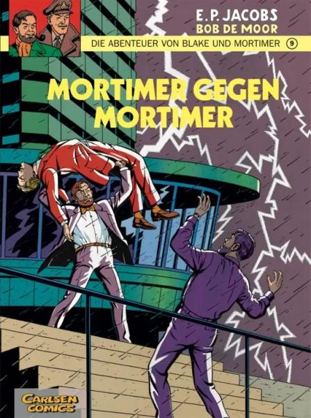 Blake und Mortimer 9: Mortimer gegen Mortimer