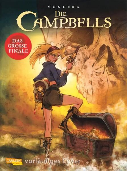 Die Campbells 5: Die drei Flüche