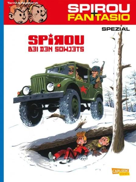 Spirou und Fantasio Spezial 30: Spirou bei den Sowjets